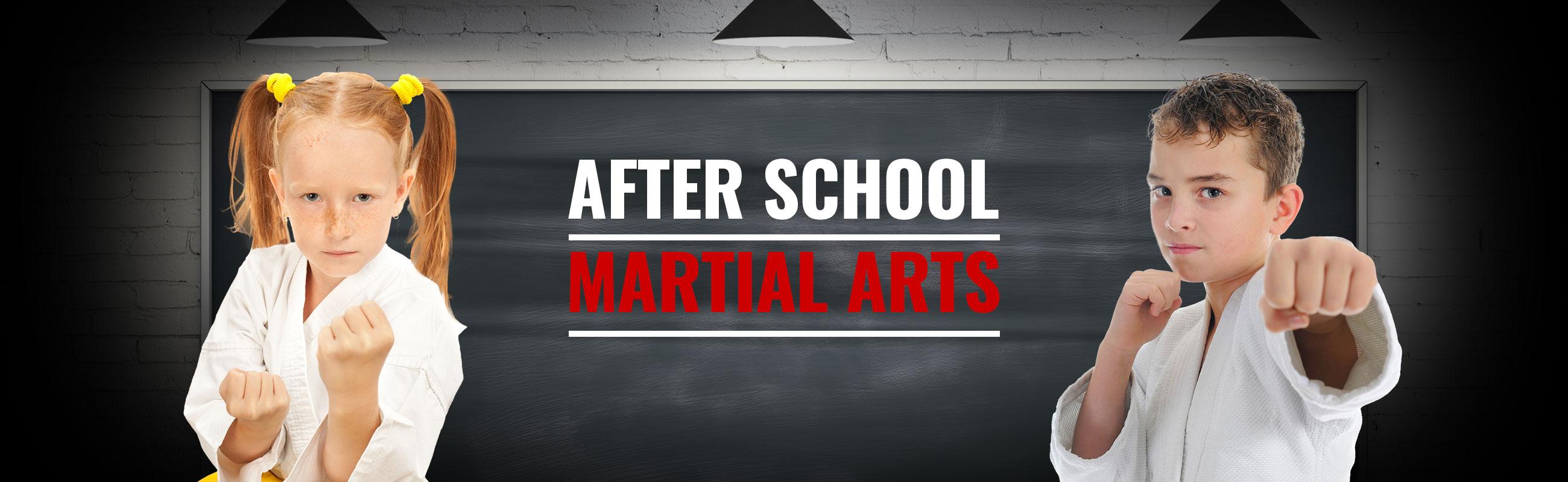 after school martial arts